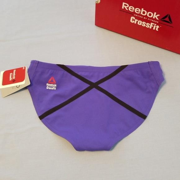 fb450d2c54d63 Reebok Crossfit Paddle Brief Swim Bottom